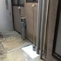 水抜き栓破損